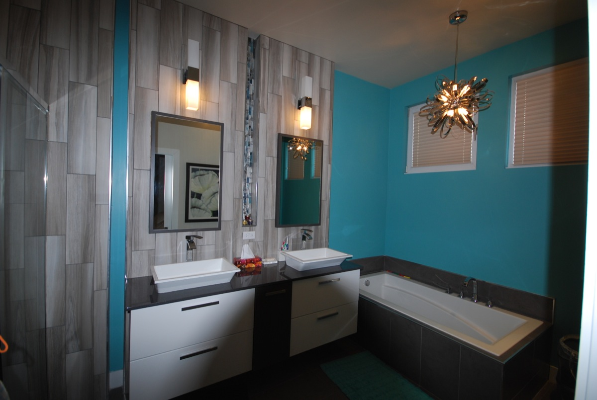 design interieur salle de bain turquoise laurentides. Black Bedroom Furniture Sets. Home Design Ideas